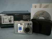 ' BOXED ' Vivitar Vivicam 8400 Digital Camera Boxed Outfit £19.99
